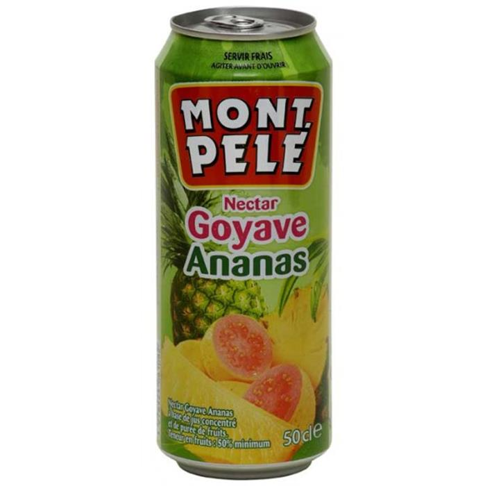 nectar-ananas-goyave-mont-pele-50cl