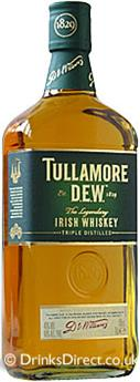 TULLAMORE DEW THE LEGENDARY 70CL 40°