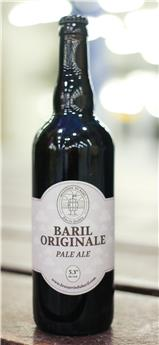 BIERE BIO 75CL BARIL ORIGINALE 5.3°