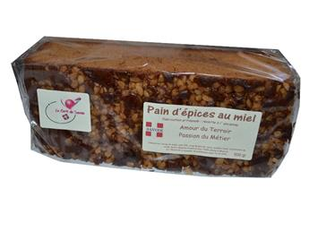 PAIN D´EPICES  ARTISANAL 500G