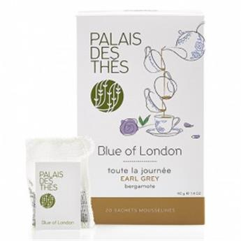 THE BLUE OF LONDON 20 SACHETS 40G