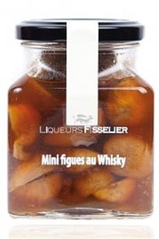 FIGUES MINI  AU WHISKY 25CL FISSELIER
