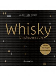 LIVRE WHISKY L´INDISPENSABLE