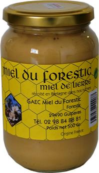 MIEL LIERRE 500G FORESTIC