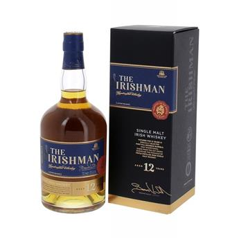 THE IRISHMAN SINGLE MALT 12 ANS 70CL 43°