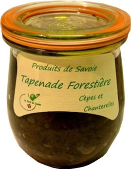 TAPENADE FORESTIERE 190G