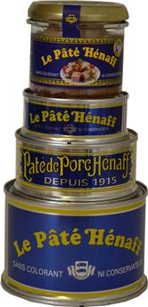 ASSORTIMENT COLLECTION PATE HENAFF