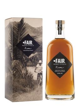 FAIR RUM BELIZE 70CL 40°
