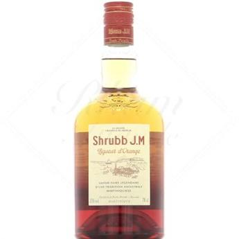 LIQUEUR 70 CL 35° RHUM ORANGE SHRUBB JM