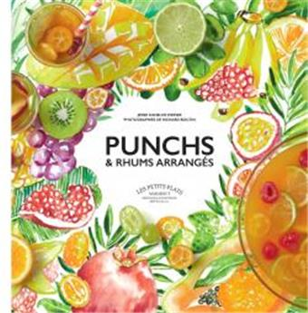 PUNCHS ET RHUMS ARRANGES