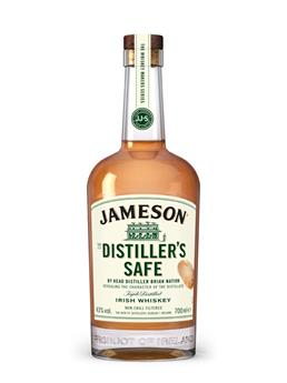 JAMESON DISTILLER´S SAFE 70CL 43°