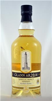 GLANN AR MOR BOURBON BARREL 70CL 46°