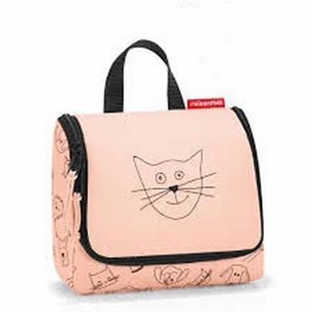 CATS/DOGS ROSE TROUSSE DE TOILETTE S KIDS