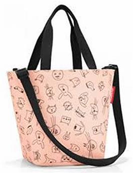 CATS/DOGS ROSE SAC SHOPPER XS KIDS
