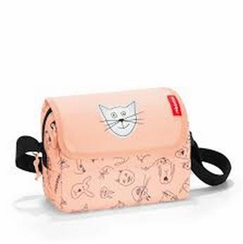 CATS/DOGS ROSE SAC BANDOULIERE KIDS
