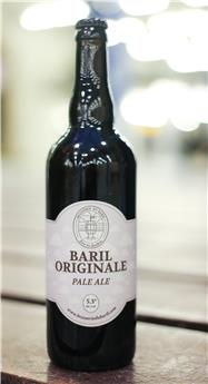 BIERE BIO 33CL BARIL ORIGINALE 5.3°