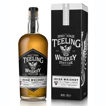TEELING GALWAY BAY STOUT CASK FINISH 70CL 46°