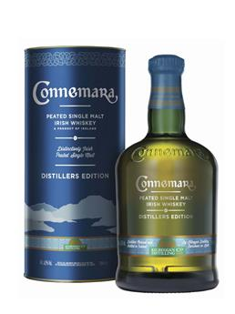 CONNEMARA DISTILLER´S EDITION 43° 70CL