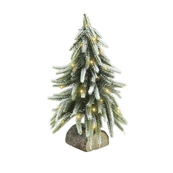 SAPIN GLACE LITTLE TREE BASE BOIS