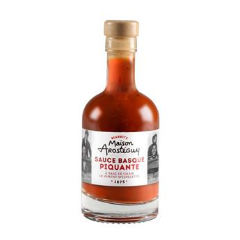 SAUCE BASQUE PIQUANTE 10CL