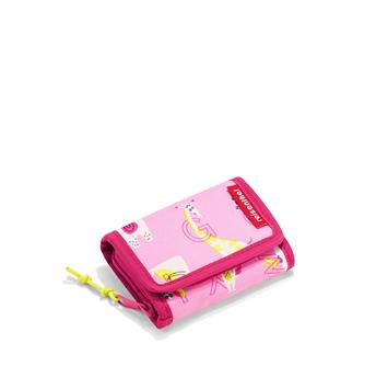 ABC FRIENDS PINK PORTEFEUILLE S KIDS
