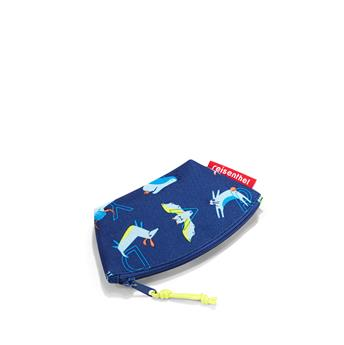ABC FRIENDS BLUE PORTE-MONNAIE KIDS