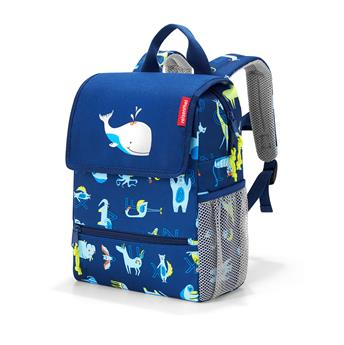 ABC FRIENDS BLUE SAC A DOS KIDS