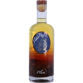 PUNCH AU RHUM 70 CL 35° PLUM´
