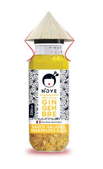 N´OYE SAUCE GINGEMBRE 33CL