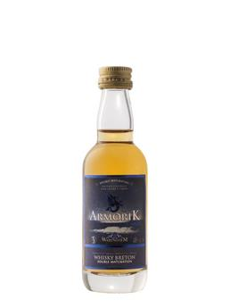MIGNONNETTE WHISKY ARMORIK 46° SINGLE MALT DOUBLE MATURATION 5 CL