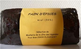 PAIN D´EPICES NATURE 500G