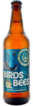 BIERE 50CL WILLIAMS BROS BIRDS AND BEES 4.3°
