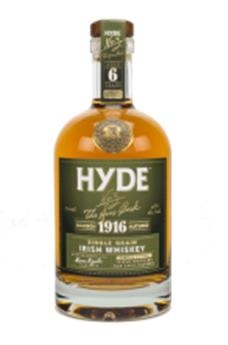 HYDE N°3 SINGLE GRAIN 6 ANS BOURBON MATURED 70CL 46°