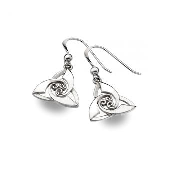 PENDANTS OREILLES MOTIF CELTIQUE 4288