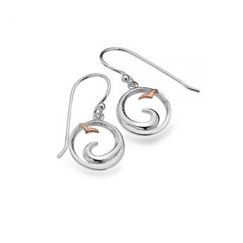 PENDANTS OREILLES MOTIF CELTIQUE 3587