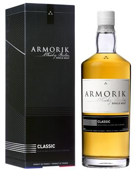 WHISKY ARMORIK CLASSIC 46° SINGLE MALT 70CL