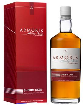 WHISKY ARMORIK SHERRY CASK 70CL 46°