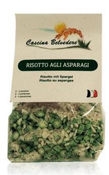 RISOTTO ASPERGES BELVEDERE 250 G