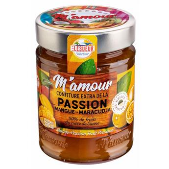 CONFITURE PASSION 325G M´AMOUR