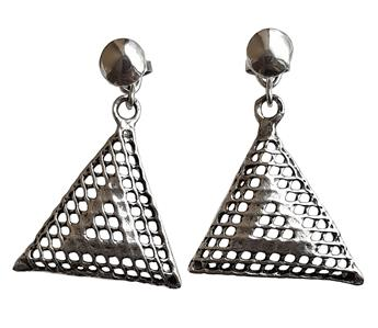 OP PENDANTS TRIANGLES DE GAZE