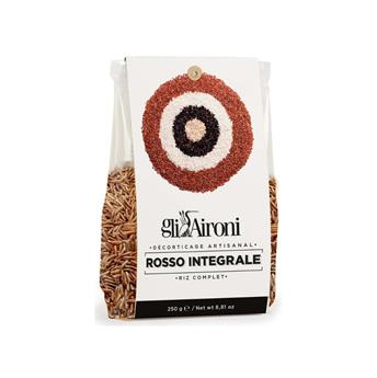 RIZ ROUGE COMPLET SELVATICO 250G