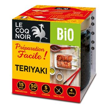 PREPARATION FACILE TERIYAKI BIO 80 G