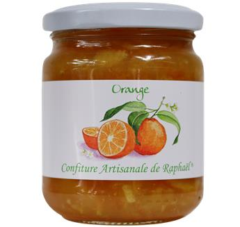 CONFITURE ORANGE RAPHAEL 250G