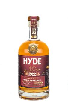 HYDE N°4 SINGLE MALT 6 ANS RUM FINISH 70CL 46°