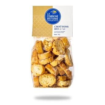CROUTONS AIL BIO 75G