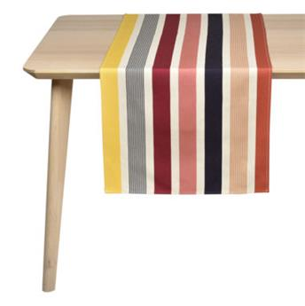 JETE DE TABLE 155 x 50 cm GARLIN OCRE S3