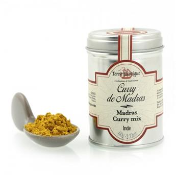 CURRY DE MADRAS 60GR