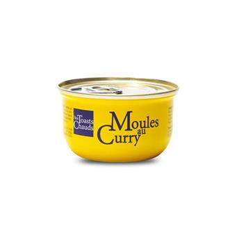TOASTS CHAUDS MOULES AU CURRY 105GR BELLE ILOISE