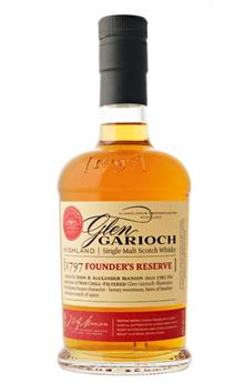 GLEN GARIOCH 1797 FOUNDERS RESERVE 48° 70 CL