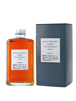 NIKKA FROM THE BARREL 50CL 51.4°